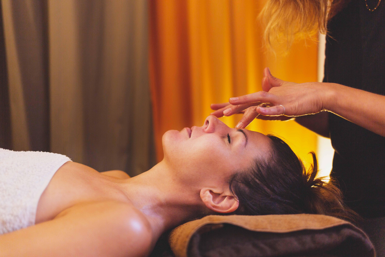 marma point kobido massage